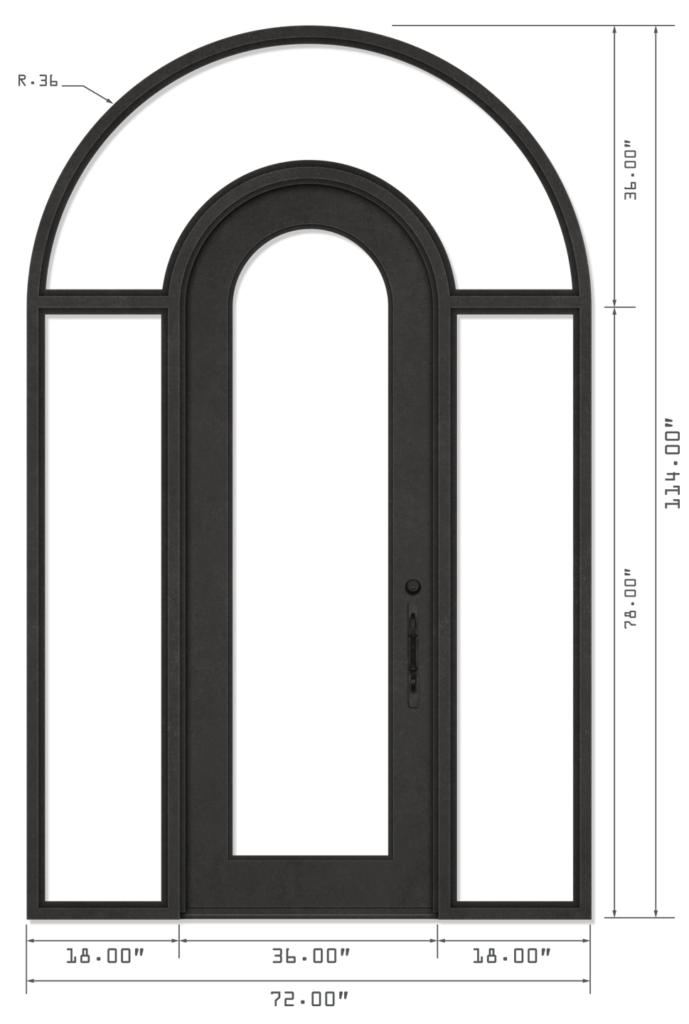 SORROUND DOOR